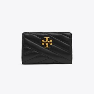 KIRA CHEVRON MEDIUM SLIM WALLET